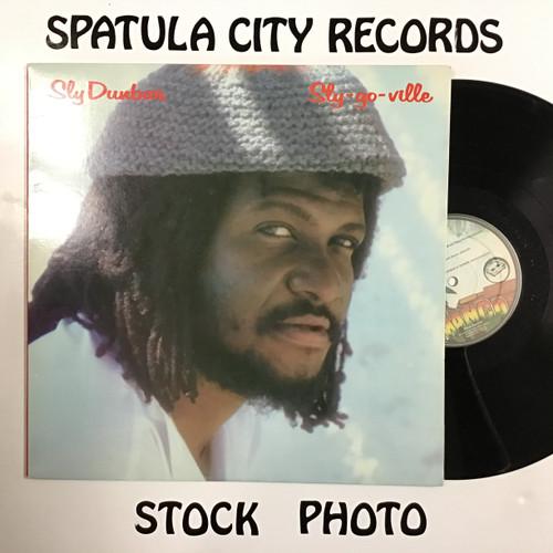 Sly Dunbar - Sly-Go-Ville -vinyl record LP