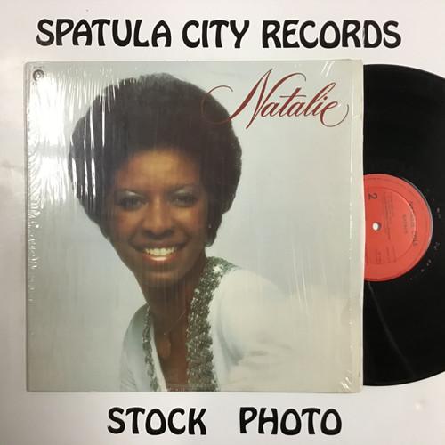 Natalie Cole - Natalie - vinyl record LP