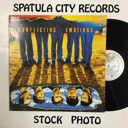 Split Enz - Conflicting Emotions - vinyl record LP