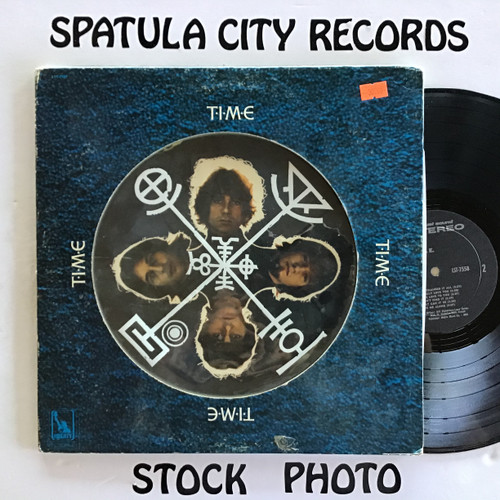 T.I.M.E. - Time - vinyl record LP