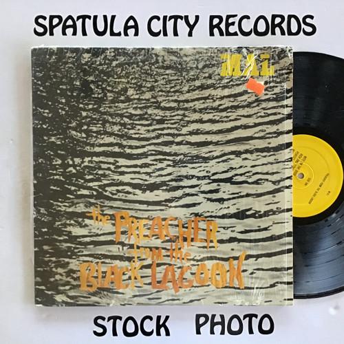 MAL - Preacher from the Black Lagoon - vinyl record LP