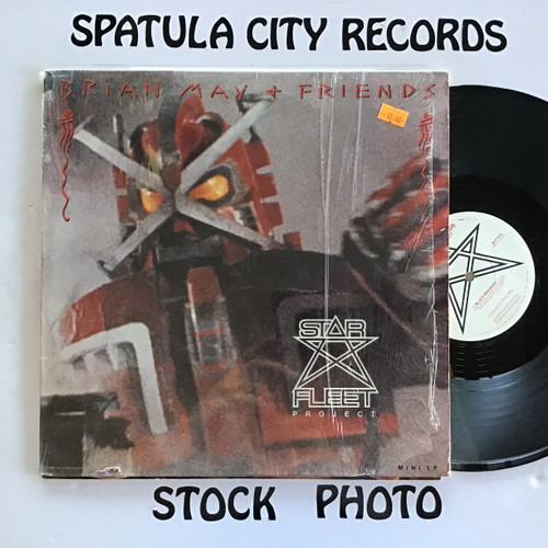 Brian May and Friends - Star Fleet Project - vinyl record LP