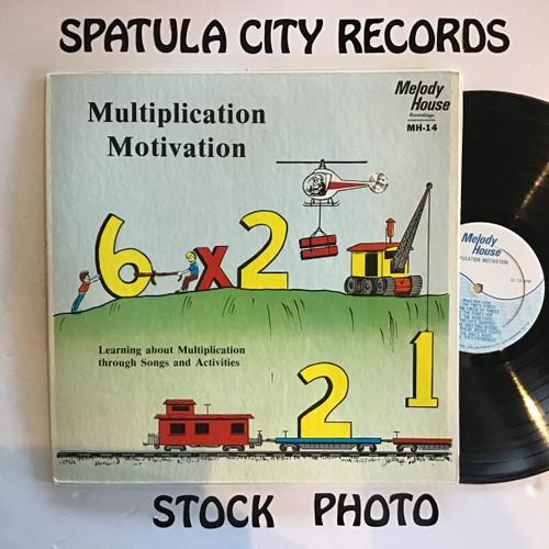 Marilyn Willoughby - Multiplication Motivation - vinyl record LP