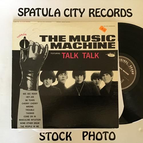 Music Machine, The - Turn On The Music Machine - MONO - vinyl record LP