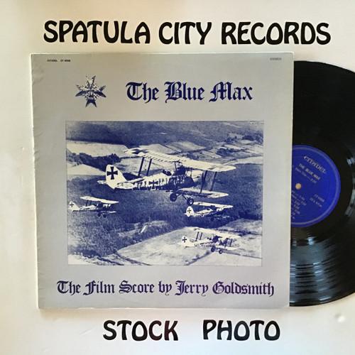 Jerry Goldsmith - The Blue Max - soundtrack - vinyl record LP