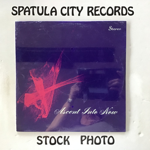 Bill Reddie - Ascent Into Now - SEALED - vinyl record LP