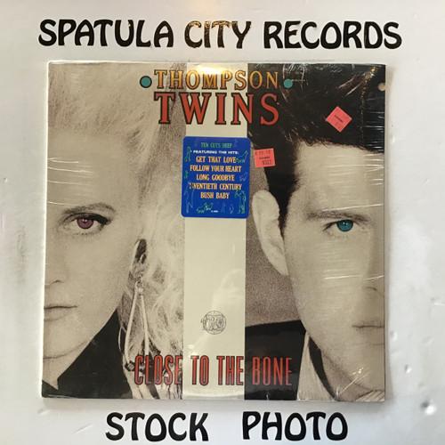 Thompson Twins - Close to the Bone - SEALED - vinyl record LP