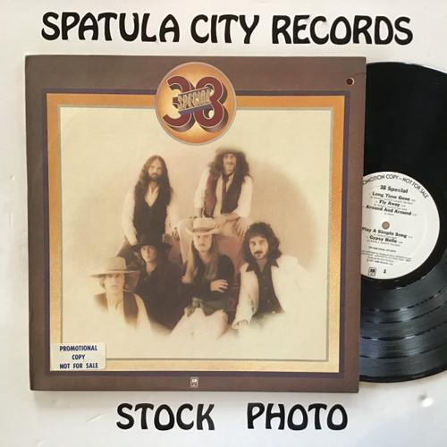 38 Special - 38 Special - WLP PROMO - vinyl record LP