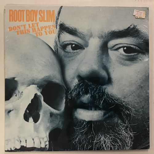 Root Boy Slim - Don't let this Happen to you - SEALED  Vinyl record