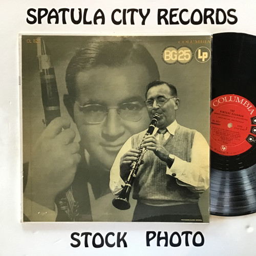 Benny Goodman - The Vintage Goodman - vinyl record LP