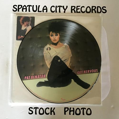 Pat Benatar - Get Nervous  - PICTURE DISC - vinyl record LP
