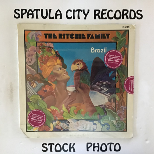 Ritchie Family, The - Brazil - SEALED - vinyl record LP