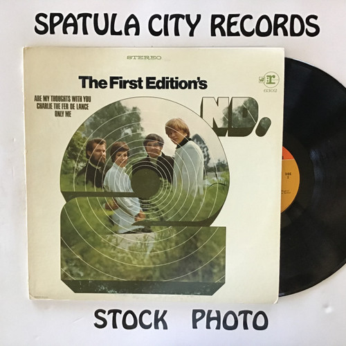 First Edition, The - The First Edition's 2nd - vinyl record LP