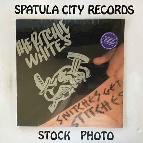 Ritchie Whites, The - Snitches Get Stitches - SEALED - vinyl record LP