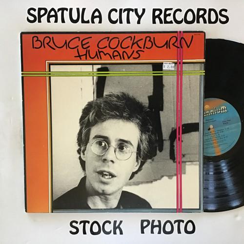 Bruce Cockburn - Humans - vinyl record LP