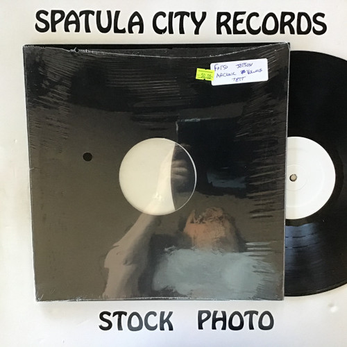 Fatso Jetson - Archaic Volumes - TEST PRESS - vinyl record LP