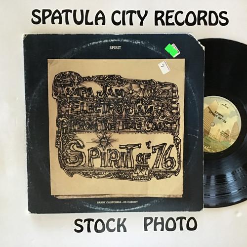 Spirit - Spirit of '76 - double vinyl record LP