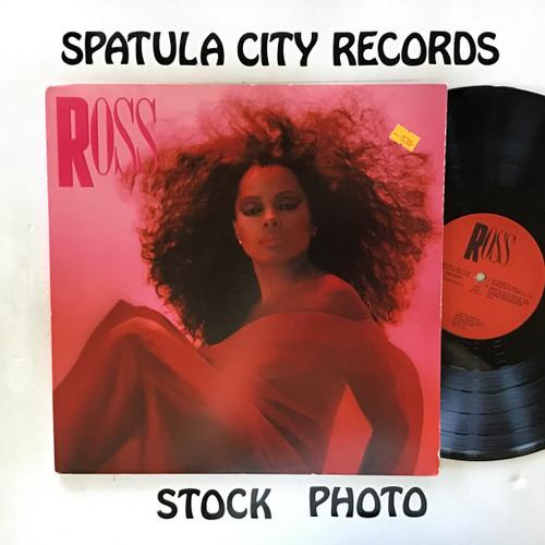 Diana Ross - Ross #2 - vinyl record LP