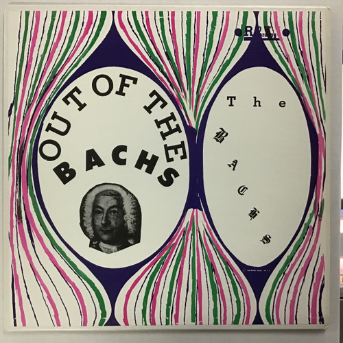 Bach's, the - Out of the Bachs Vinyl record
