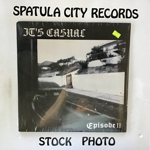It's Casual - Episode II Cholas Are Loyal - SEALED - vinyl record LP