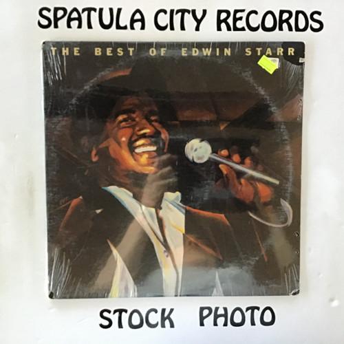 Edwin Starr - The Best of Edwin Starr - SEALED - vinyl record LP