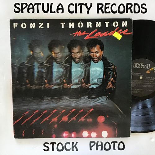 Fonzi Thornton - The Leader - vinyl record LP