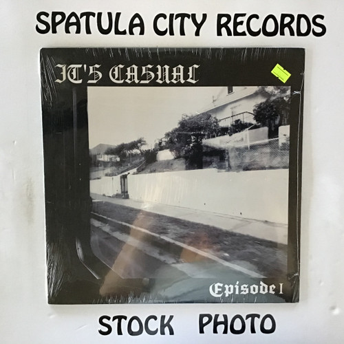 It's Casual - Episode I Cadillac - SEALED - vinyl record LP