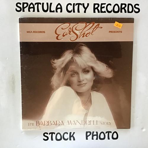 Barbara Mandrell - The Barbara Mandrell Story - PROMO - SEALED - vinyl record LP