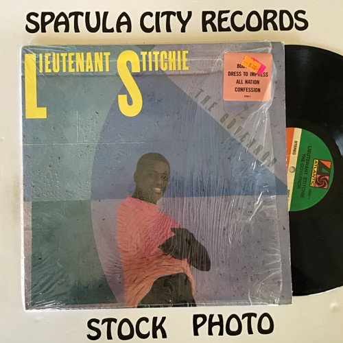 Lieutenant Stitchie - The Governor - vinyl records LP