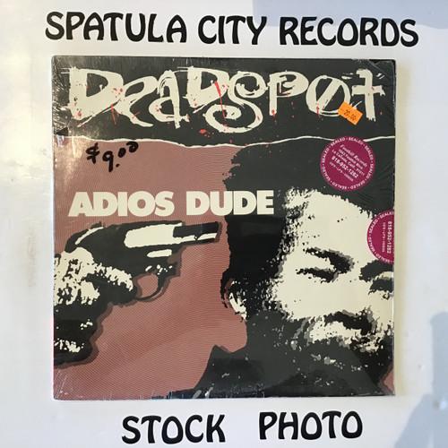 Deadspot - Adios Dude - SEALED - vinyl record LP