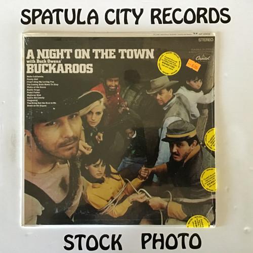 Buck Owens' Buckaroos - A Night on the Town - SEALED - vinyl record LP