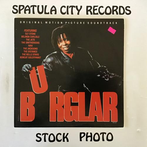 Burglar - compilation - soundtrack - vinyl record LP