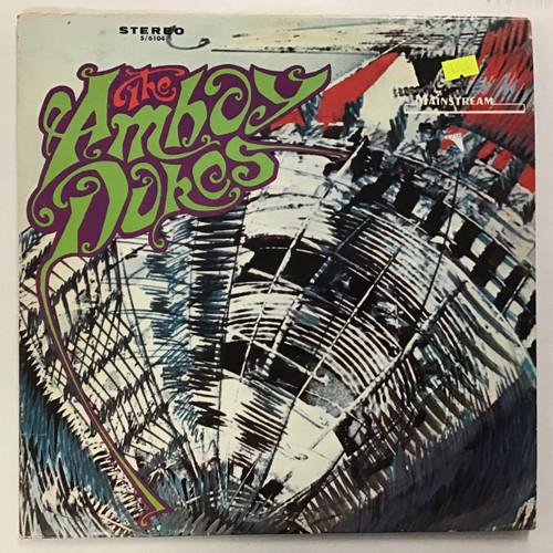 Amboy Dukes, the - The Amboy Dukes (misprint) vinyl record