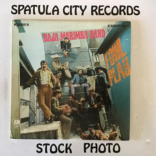 Julius Wechter and the Baja Marimba Band - Fowl Play - vinyl record LP