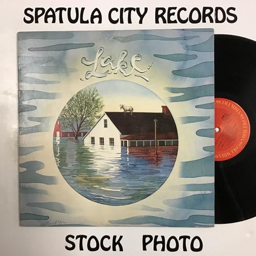 Lake - Lake II - PROMO - vinyl record LP