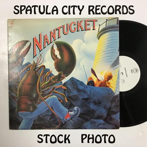 Nantucket - Nantucket - PROMO - vinyl record LP