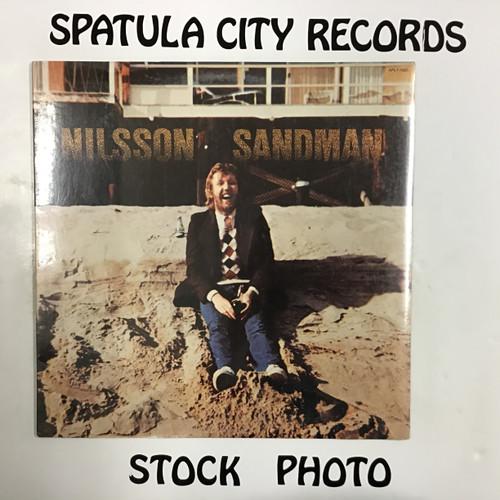 Nilsson - Sandman - SEALED - vinyl record LP
