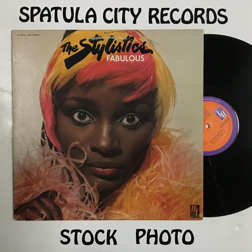 Stylistics, The - Fabulous - vinyl record LP