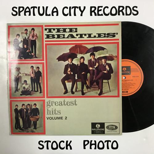 Beatles, The - The Beatles' Greatest Hits Volume 2 - vinyl record LP