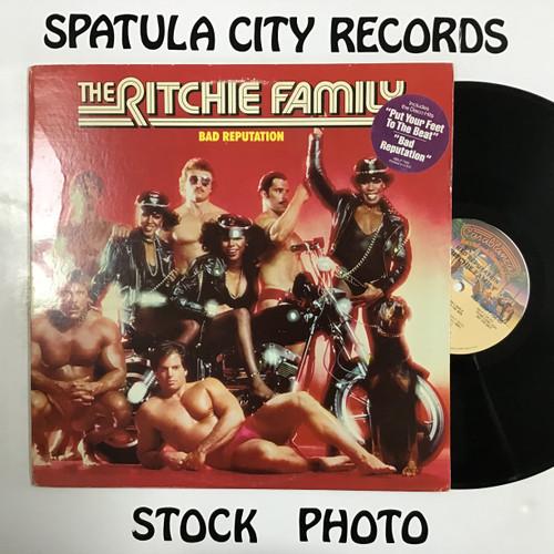 Ritchie Family, The - Bad Reputation - PROMO - vinyl record LP
