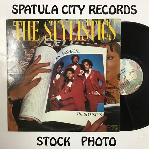 Stylistics, The - In Fashion - vinyl record LP