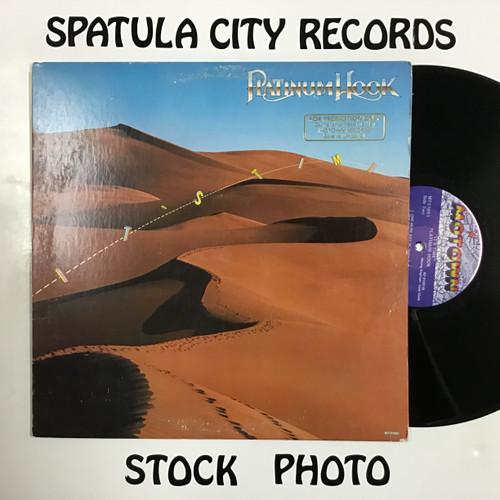 Platinum Hook - It's Time - PROMO - vinyl record LP