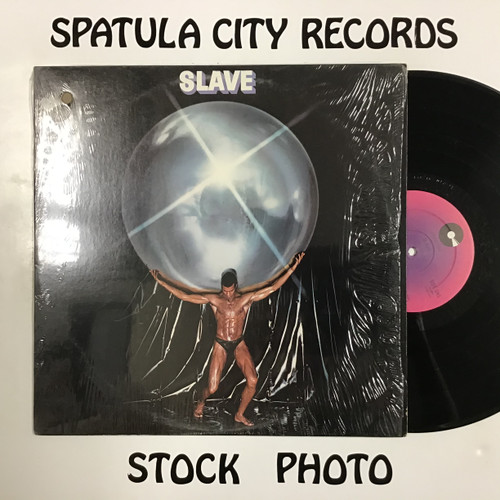 Slave - Slave - vinyl record LP