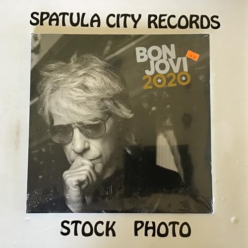 Bon Jovi - Bon Jovi 2020 - SEALED - IMPORT - double vinyl record LP