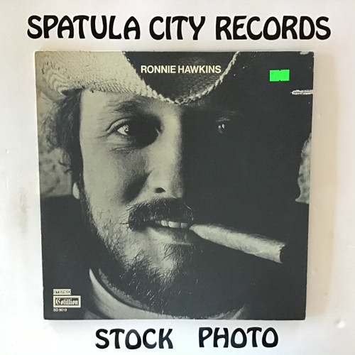 Ronnie Hawkins - Ronnie Hawkins - vinyl record LP
