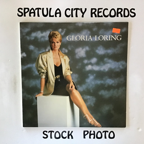 Gloria Loring - Gloria Loring - vinyl record LP
