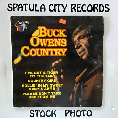 Buck Owens - Buck Owens Country - vinyl record LP