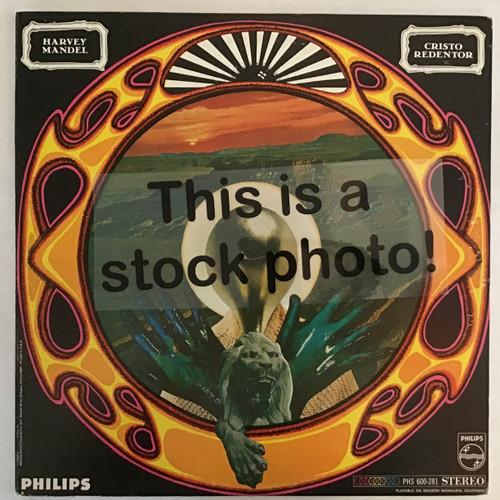 Harvey  Mandel - Cristo Redentor vinyl record LP