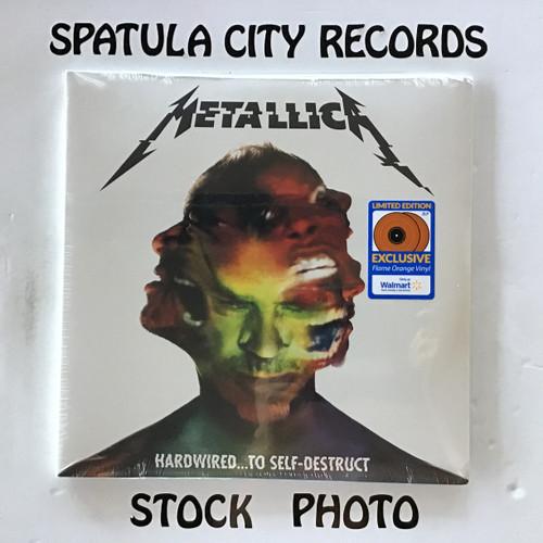Metallica - Hardwired...To Self-Destruct - SEALED - double vinyl record
