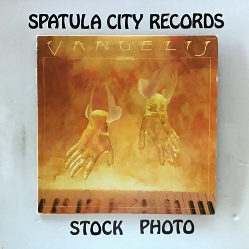 Vangelis - Heaven and Hell - vinyl record LP